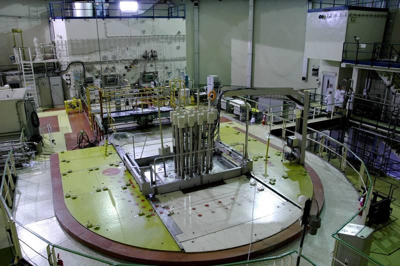 4. Reaktor MARIA