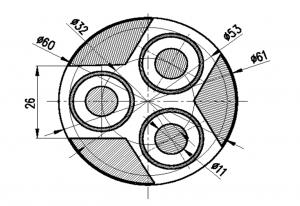 6. Przekrój poprzeczny do produkcji molibdenu